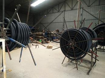 CFRP碳素螺旋管材厂家