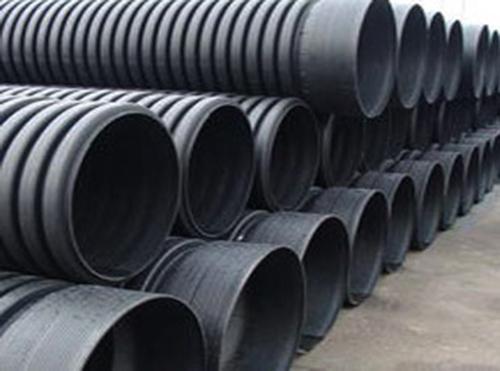 HDPE双壁波纹(大口径排污)管公司
