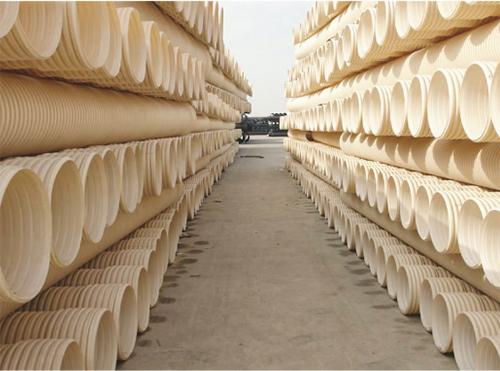 PVC-U双壁波纹管厂家