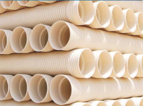 PVC-U双壁波纹管价格