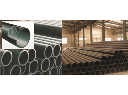 钢丝网骨架塑料复合管供应