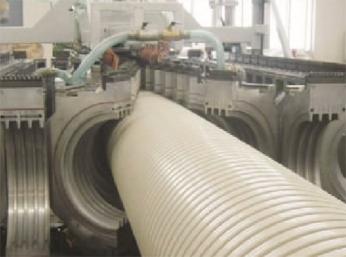 PVC-U双壁波纹管规格