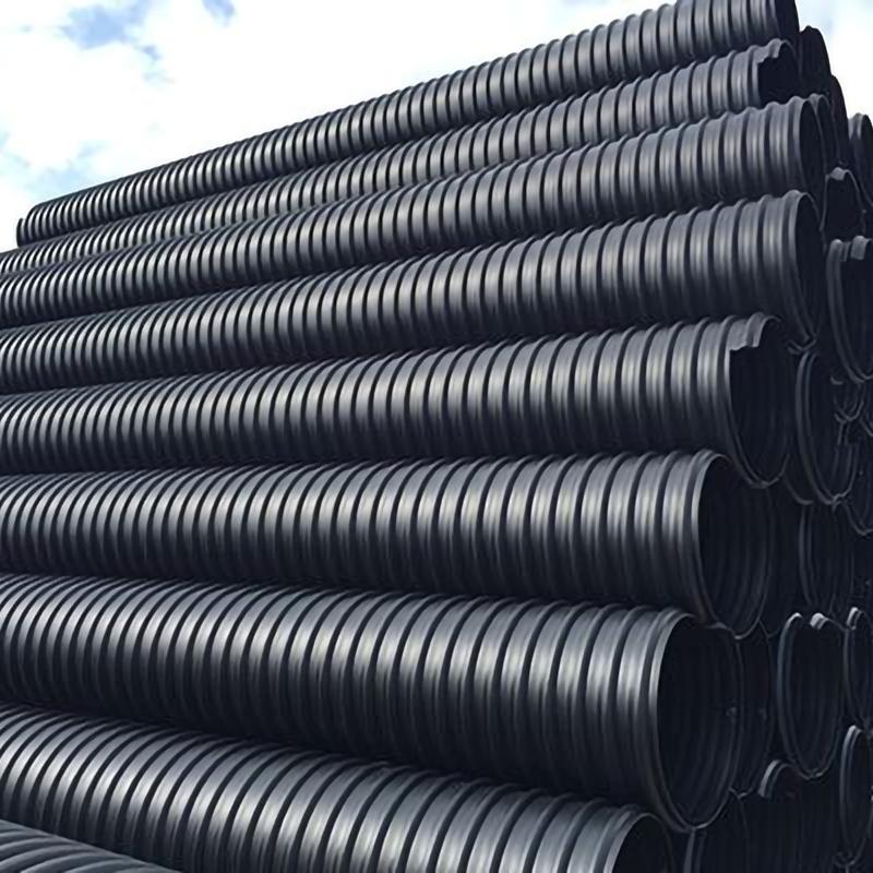 河南hdpe钢带增强管